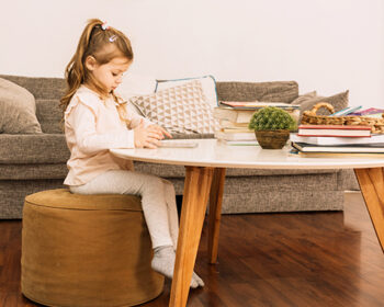 Follow These Tips to Improve Children Study Form Home Experience