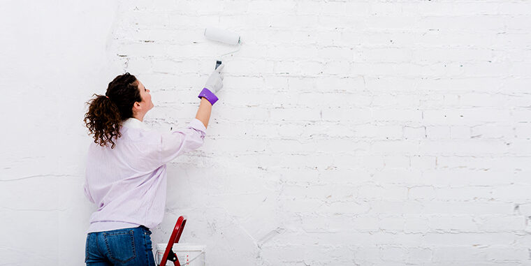 Fix These Paint Problems: Efflorescence, Alligatoring, Chalking