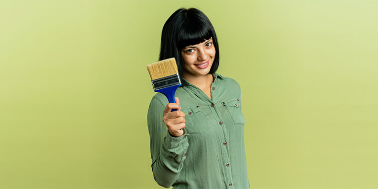 Looking for Natural Color that Works Well in Every Room in Your House? Try Olive Green