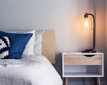Pro Tips to Light Up Dark Bedrooms